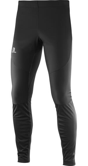 Salomon Trail Runner WS - Pantalon running Homme - noir